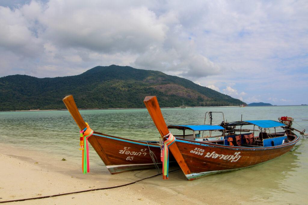 Koh Lipe Na Tailândia