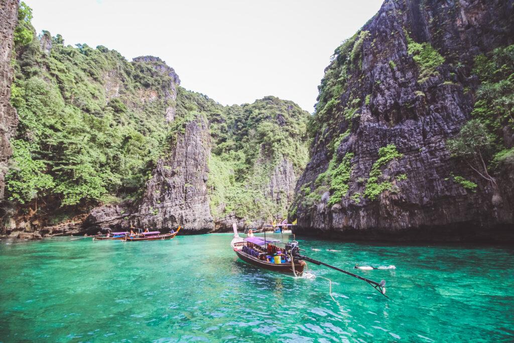 Koh Phi Phi Na Tailândia