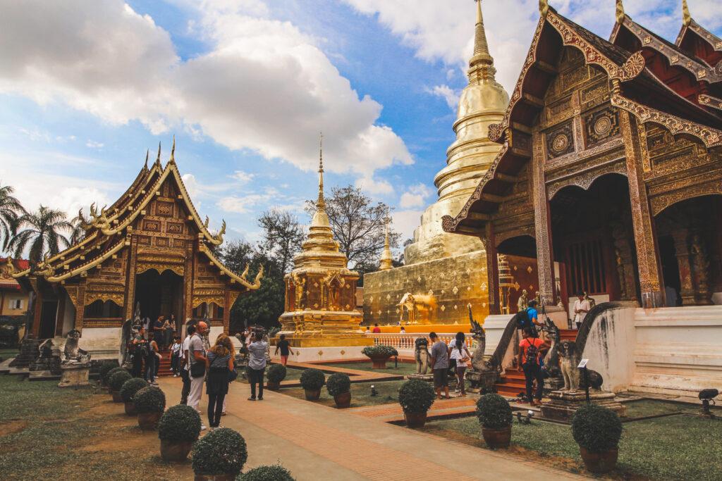 Chiang Mai Na Tailândia